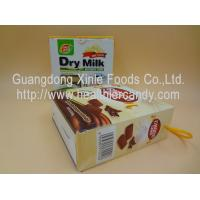 Holiday Rectangle Malted Milk Tablets , Colored Natural Energy Candies Manufactures