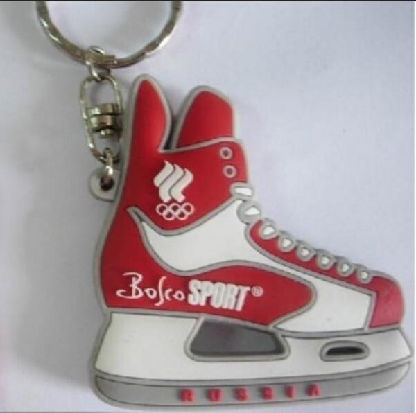 Quality Wholesale 2D Rubber PVC Mini Air Max Jordan Basketball Shoes Sneaker Keychain for sale