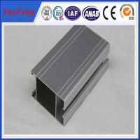 double sliding door window aluminum profiles Manufactures