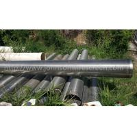 Stainless Steel 304 Johnson Wire Screen Pipe , Johnson Filter Screen Manufactures