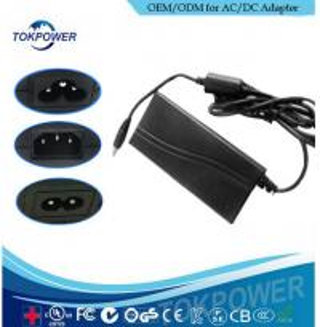 Led wall lamp plug 24v 500ma 1000ma 1500ma 2000ma ac dc adapter charger Manufactures