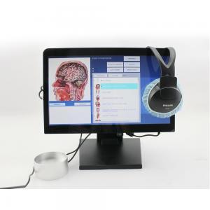 14 8D NLS Touch Screen Health Analyzer Machine Full Body Health Diagnostic Machine Manufactures