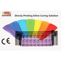 Automatic Sublimation Fabric Printing Machine 110V / 220V Roll To Roll Manufactures
