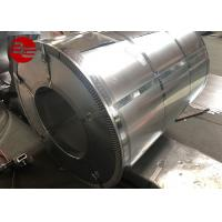 Hot Dipped Galvanized Steel Coil / Cold Rolled Steel Coil 600mm - 1250mm Width Manufactures