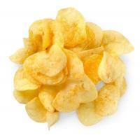 Durable Food Grade Potato Chips Production Line Small Scale 60 - 70kg/H Capacity Manufactures
