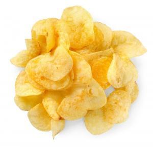 China Small scale sweet potato chips making machine, home potato chips machine on sale