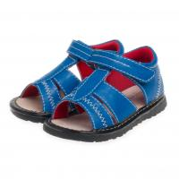 high quality with 2012 new design squeaky kid sandals SQ-B41007BL Manufactures