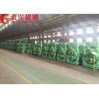 Automatic Hot Rolling Machine With Automatic Cooling Bed And Natural Cooling Manufactures