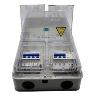 China Housing Digital Power Meter Box Rainproof Electric System Transparent Cover on sale