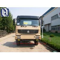 SINOTRUK Howo 6X2 Prime Mover Truck in Black , Unloading Trucks , Color Can Be Selected Manufactures