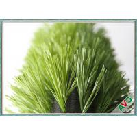 Real Looking Soccer Artificial Grass / Turf For Football Stadiums Field Manufactures