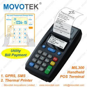 Movotek Prepaid Electricity Vending Machine GPRS POS Terminal Manufactures