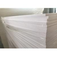 China 6mm Whtie Celuka Foam Core Board For Store Fixtures Eco - Friendly on sale