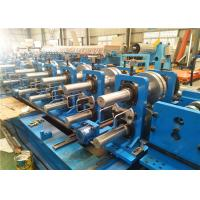 China Low Noise CZ Sections C80-300 Purlin Machine With 18 Steps Forming Station on sale
