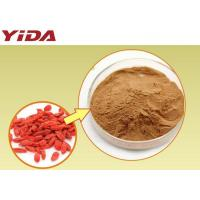 Wolfberry Sex Steroid Hormones Goji Berry Extract Powder Reduce Cholesterol Manufactures