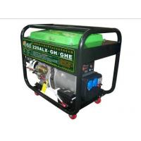 220ALX-GH / GEH Portable Petrol generator and Welder with good quality Manufactures
