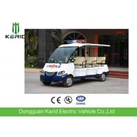 Community Campus 48V 5KW Electric Patrol Car Without Driving License Manufactures