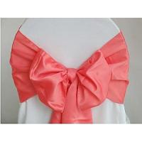 Polyester Satin Sashes Manufactures