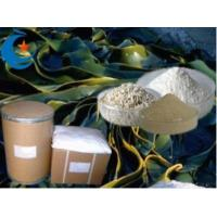 Sell Sodium Alginate-fabric Textile Agent Manufactures