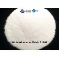 China High Purity Aluminium Oxide Blasting Media No Heavy Metal F100 / F120 For Medical on sale