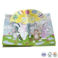 Pretty 3D / Pop-up Book for Kids Entertaining (offset printing ) Manufactures