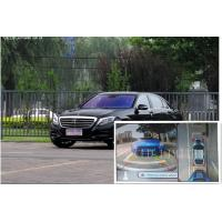 Bird View 360 Degree Car Camera System With Night Vision To the BenZ S600L Manufactures