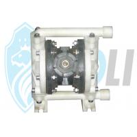 China Plastic Pneumatic Diaphragm Pump , Air Driven Diaphragm Pump Self Priming on sale