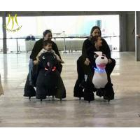 Hansel amusement park walking animal rides electric animal scooters Manufactures