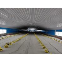 Large Scale Steel Structure Chicken House Heat Preservation Metal Frame Manufactures