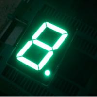 "Seven Segment Display Common Anode / Pure - Green 1.5"" Single Digit Led Display Manufactures"