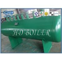 Horizontal Style Customized Boiler Steam Drum Environmentally Friendly Manufactures