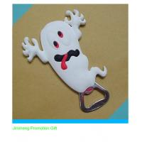 custom cartoon bottle opener with PVC coated Manufactures