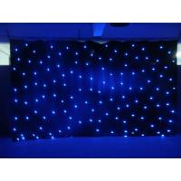 China target christmas shower curtains led curtains for stage backdrops 2017 christmas colorful led curtains on sale
