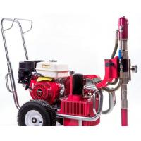 Ceiling House Fence Room Hydraulic Airless Sprayer Petrol Engine Gas Powered Sprayer Manufactures