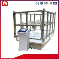 Ista Packaging Testing Machine for Carton Simulation Transportation Vibration Testing GAG-P607 Manufactures