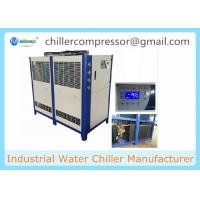 5 Ton Chemical Industry Water Chiller, Low Temperature Air Cooled Chiller Manufactures