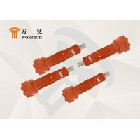 Cemented Carbide Air Drill Hammers And Bits High Corrosion Resistance Manufactures