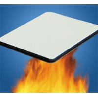 Fireproof High Rigidity Aluminium Composite Panels With PE / PVDFCoating 3-6mm Manufactures