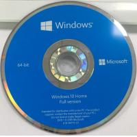 China Brand New online delivery Microsoft Windows 10 Home 64bit OEM DVD Sealed Full Version MS win10 home computer software on sale