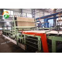 Automatic Operation Mineral Fiber Ceiling Board Machine With Waterproof / Fireproof Manufactures