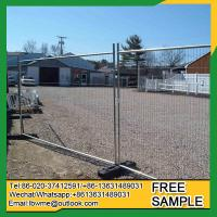 Quality Springsure Used construction hoarding fence for sale easily assemble for sale