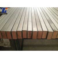 China Titanium clad copper bar made in china on sale