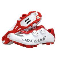 Spd Compatible MTB Cycling Shoes / Professional Fast Cycling Bicycle Shoes Manufactures