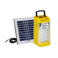 Customized Solar Panel Powered Home Lighting Kits with Vertical LED light Manufactures