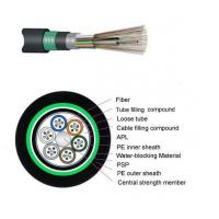 Outdoor Stranded Loose Tube Armored Fiber Cable Fibra Cable GYTY53 Manufactures