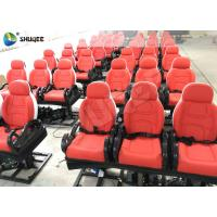 Truck Mobile 5D Cinema System , 5D 7D 9D Cinema Theater  With Motion Chair Seat Manufactures