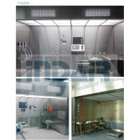 AC 380V Pharmaceutical Weighing Booth , Mobile Sampling Booth For Raw Materials Manufactures