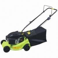 China Lawn Mower with 400mm Cutting Width and 3.5hp Rated Power on sale