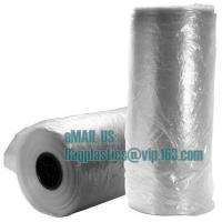 LDPE film on roll, laundry bag, garment cover film, film on roll, laundry sacks Manufactures