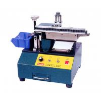 Loose Radial Lead Cutting Machine With Surface Vibrating Feeding Mode ML-301 Manufactures